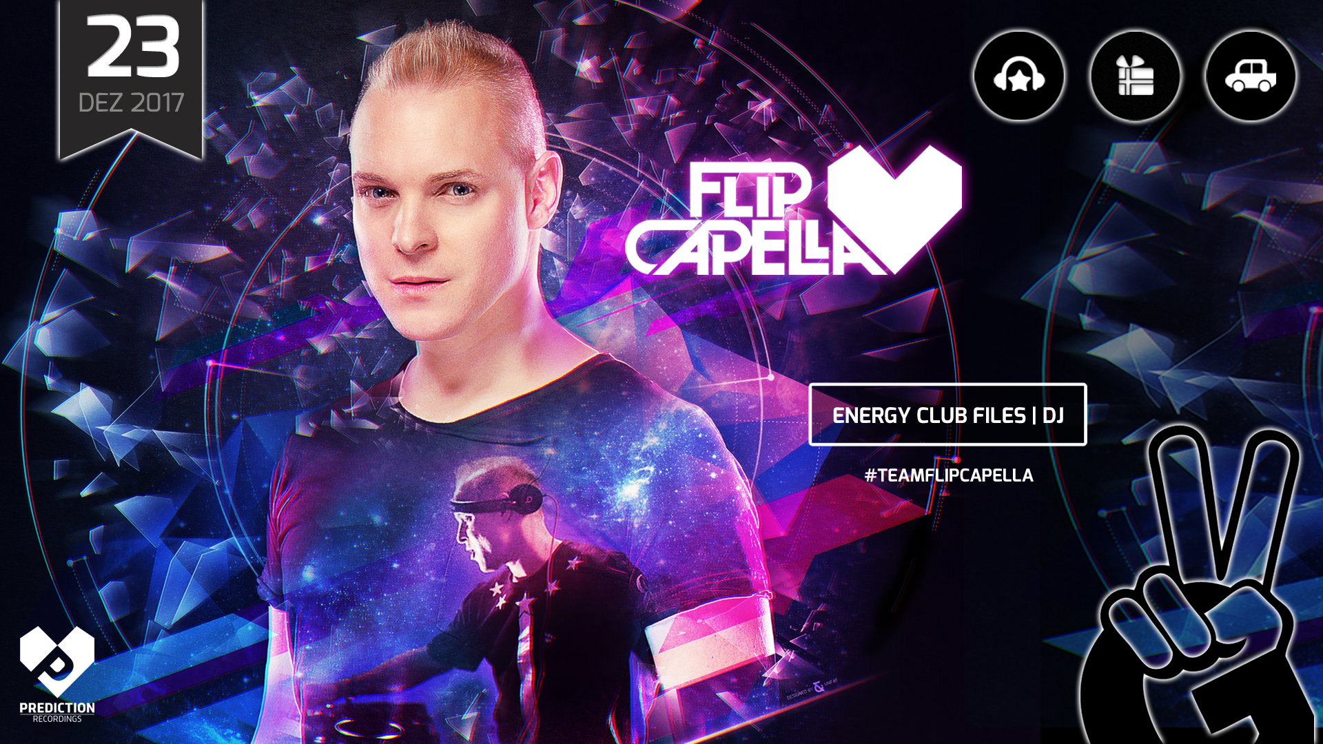 FLIP CAPELLA | EDM & Club Sound Edition