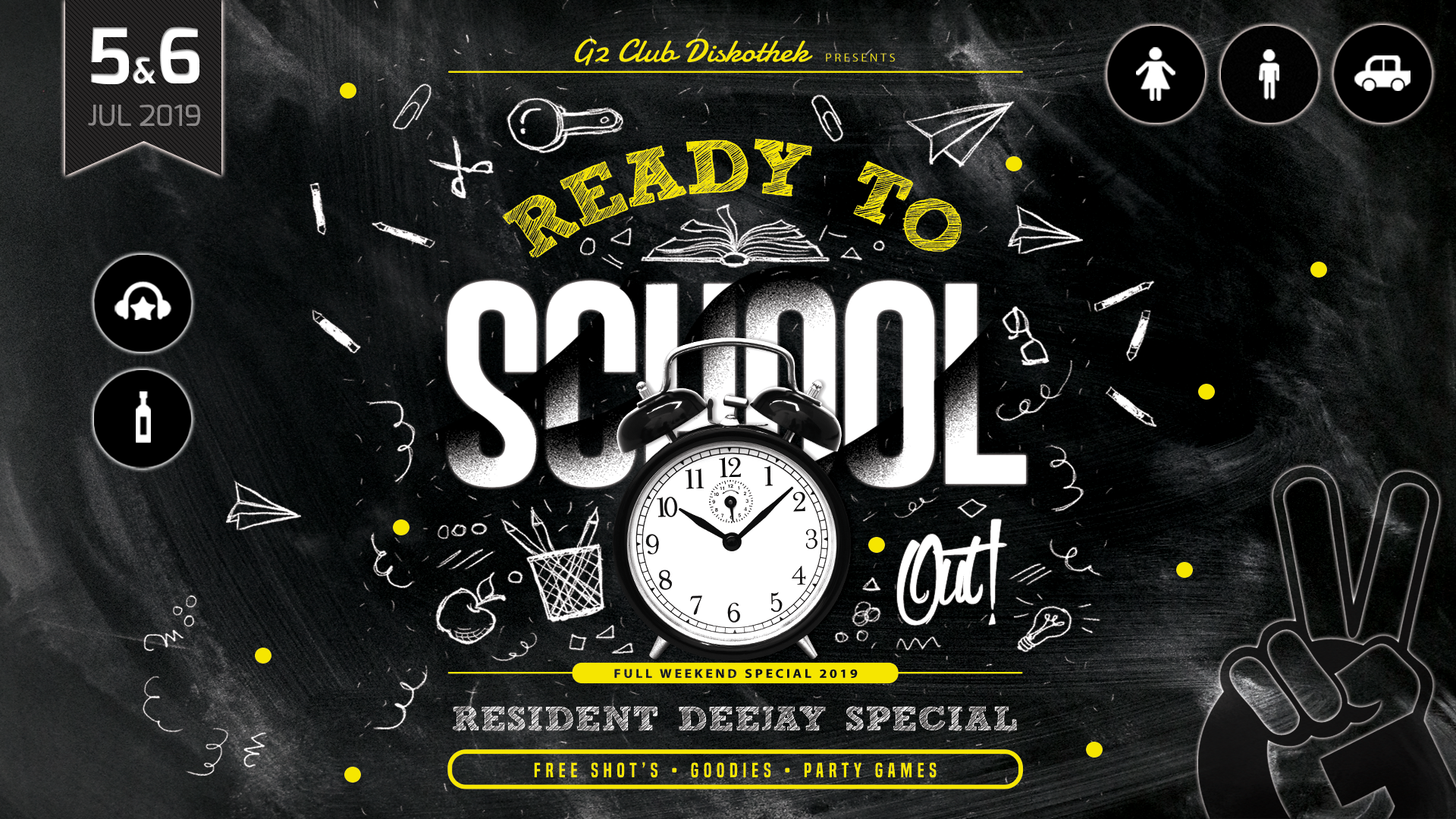 SCHOOL OUT | Full Weekend Special Edition
